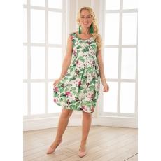 Платье без рукава для беременных