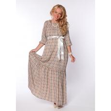 Платье Барбара макси штапель