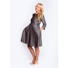 Платье с пояском Валенсия