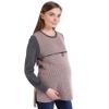 Туника для беременных и кормления трикотаж