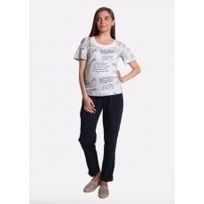 Блуза_футболка для кормления