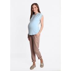 Блуза с кружевом для беременных