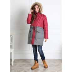 Куртка_парка Джаннет  для беременных