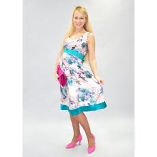 Платье-сарафан шелк