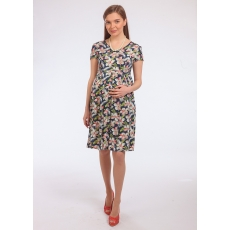 Платье для беременных штапель