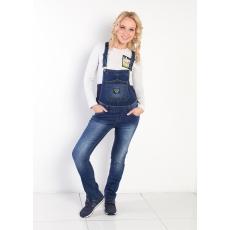 Комбинезон трансформер для беременных джинс
