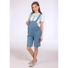 Комбинезон для беременных шорты джинс